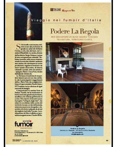 VIAGGIO NEI FUMOIR D'ITALIA
